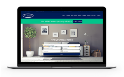 Berkley Estate & Letting Agents Launch New Website!