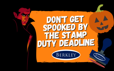 Don't Get Spooked By The Stamp Duty Deadline This Halloween
