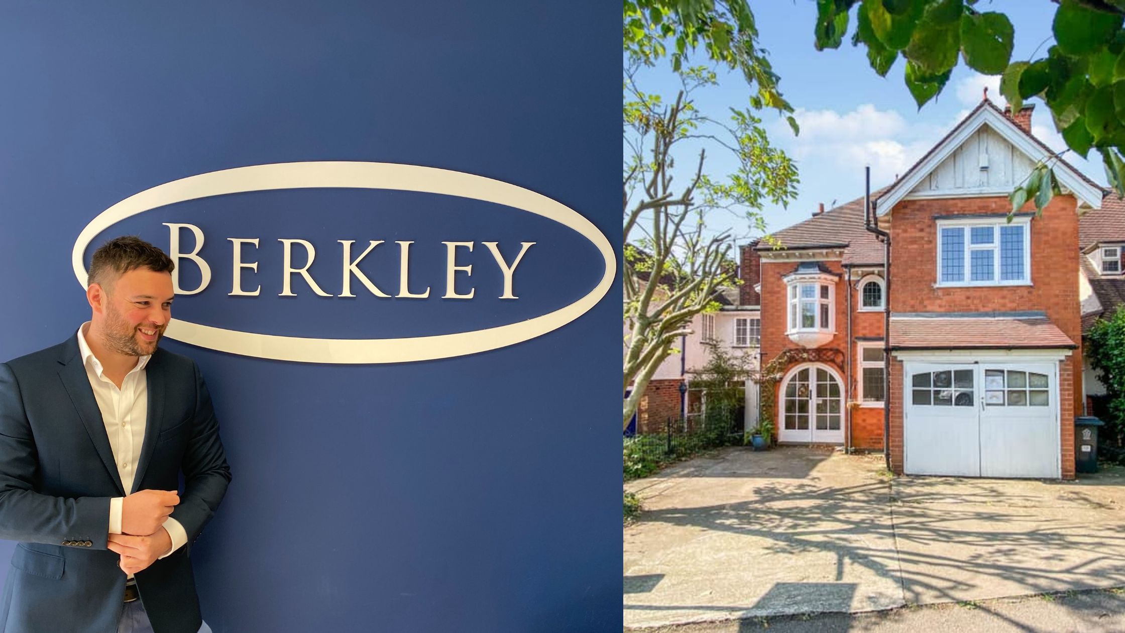 Sales manager at Berkley Estate & Letting Agents, Alex Broadley, with his insight on 'if only those walls could talk'