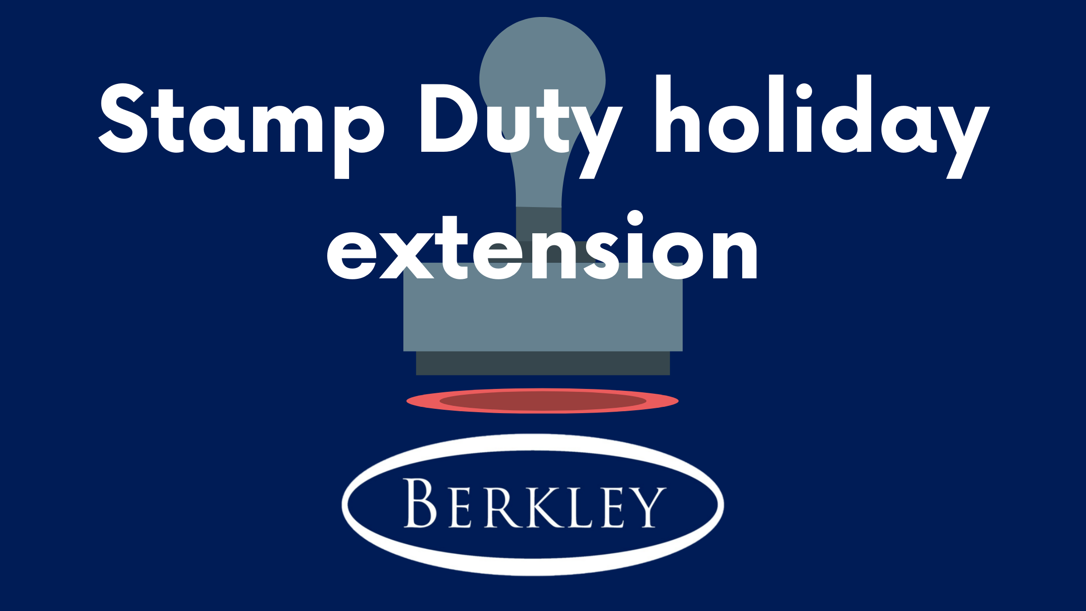 Stamp Duty holiday extension expected to be announced