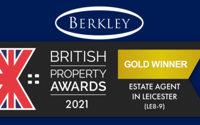 Berkley Win Gold at British Property Awards!
